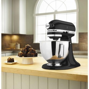 Black Kitchen Aid Mixer $279.99