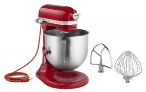 Red Kitchen Aid Mixer $699.99