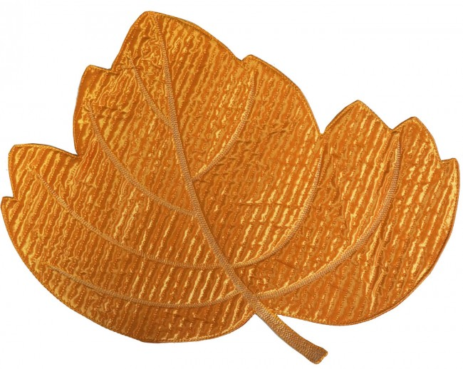 Maple Leaf Fall Style Dining Table Place Mats