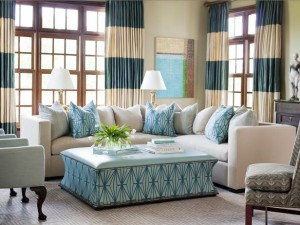 Blue Summer Home Decor