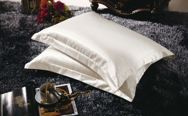 Silk Cotton Pillow Sham