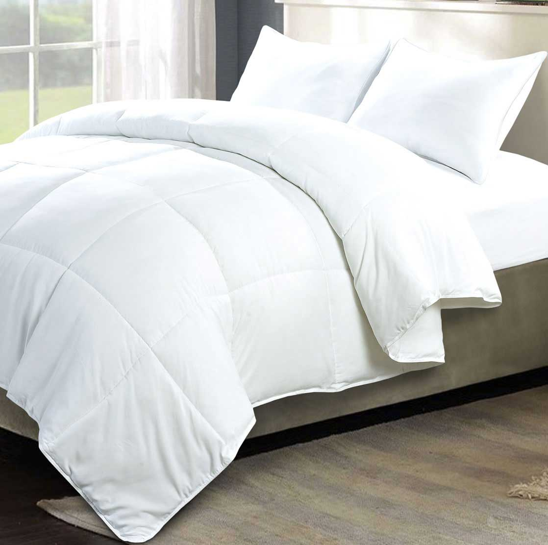 Super Soft, Super Warm, and Super Affordable 3 Piece Comforter Set for $35